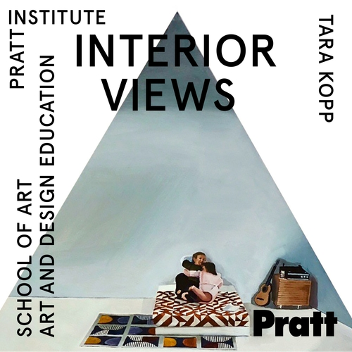 """Interior Views"" at Pratt Institute"